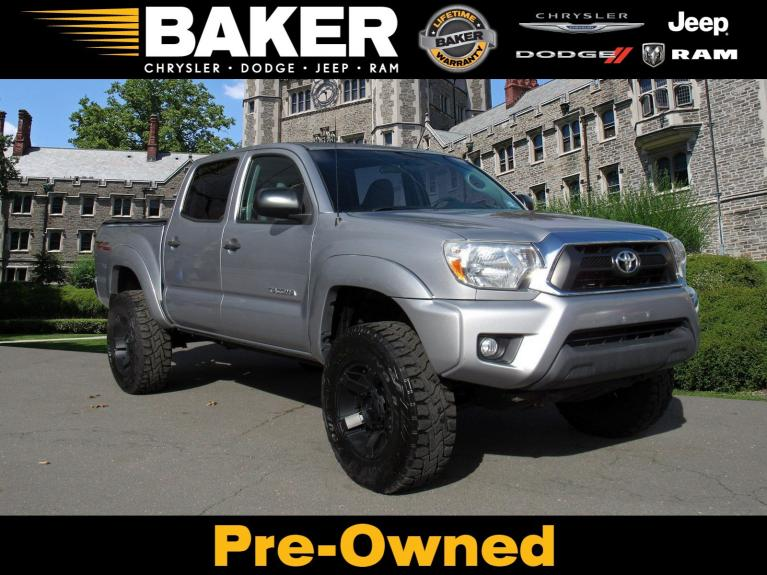 Used 2014 Toyota Tacoma for sale $24,995 at Victory Lotus in Princeton NJ