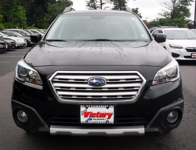 Used 2016 Subaru Outback 2.5i Limited for sale Sold at Victory Lotus in Princeton NJ 08540 3