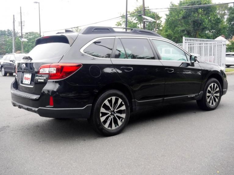 Used 2016 Subaru Outback 2.5i Limited for sale Sold at Victory Lotus in Princeton NJ 08540 7