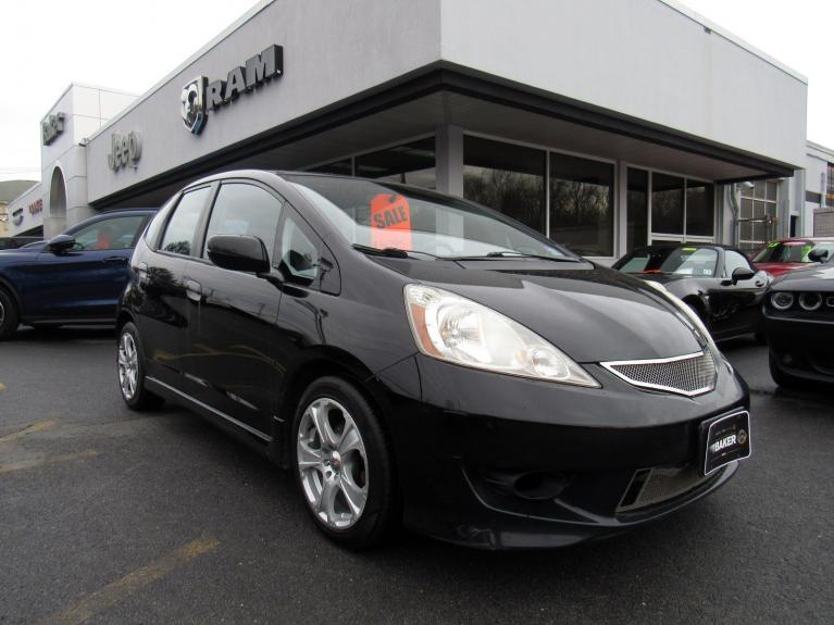Used 2009 Honda Fit Sport for sale Sold at Victory Lotus in Princeton NJ 08540 2