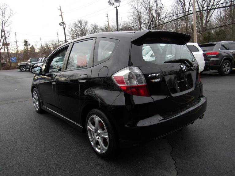 Used 2009 Honda Fit Sport for sale Sold at Victory Lotus in Princeton NJ 08540 5