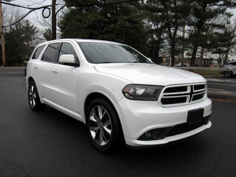 Used 2014 Dodge Durango R/T for sale Sold at Victory Lotus in Princeton NJ 08540 2