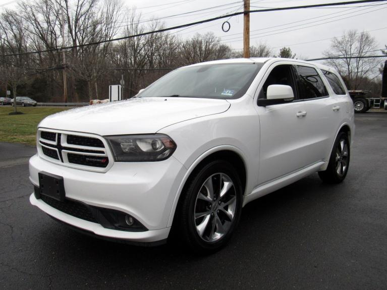 Used 2014 Dodge Durango R/T for sale Sold at Victory Lotus in Princeton NJ 08540 4