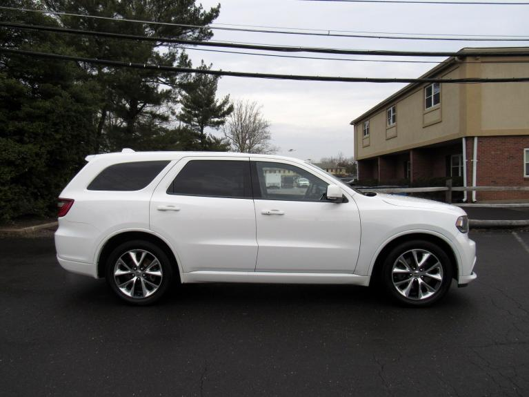 Used 2014 Dodge Durango R/T for sale Sold at Victory Lotus in Princeton NJ 08540 8