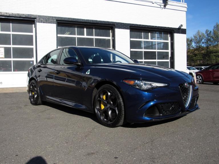 Used 2018 Alfa Romeo Giulia Quadrifoglio for sale Sold at Victory Lotus in Princeton NJ 08540 2