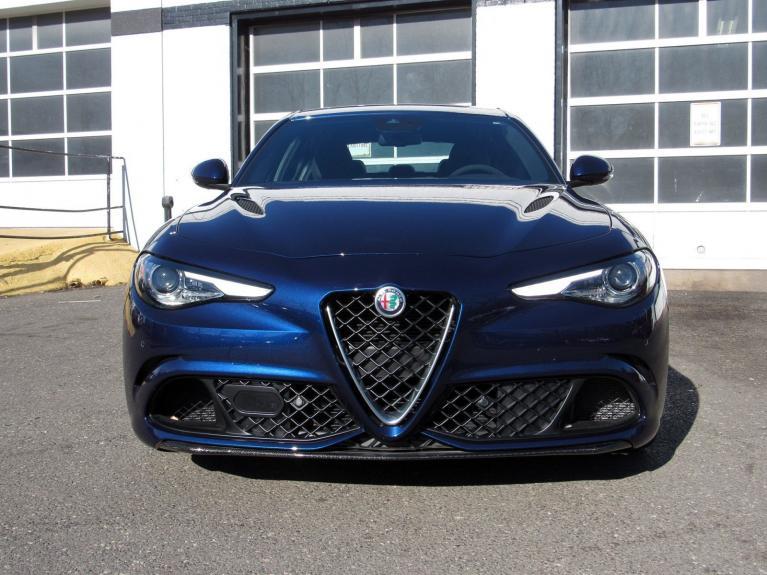 Used 2018 Alfa Romeo Giulia Quadrifoglio for sale Sold at Victory Lotus in Princeton NJ 08540 3