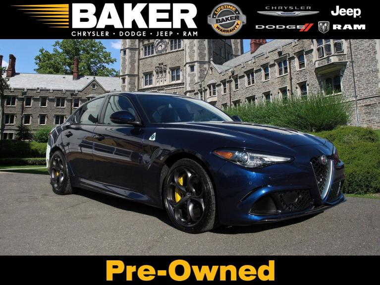 Used 2018 Alfa Romeo Giulia Quadrifoglio for sale $58,995 at Victory Lotus in Princeton NJ