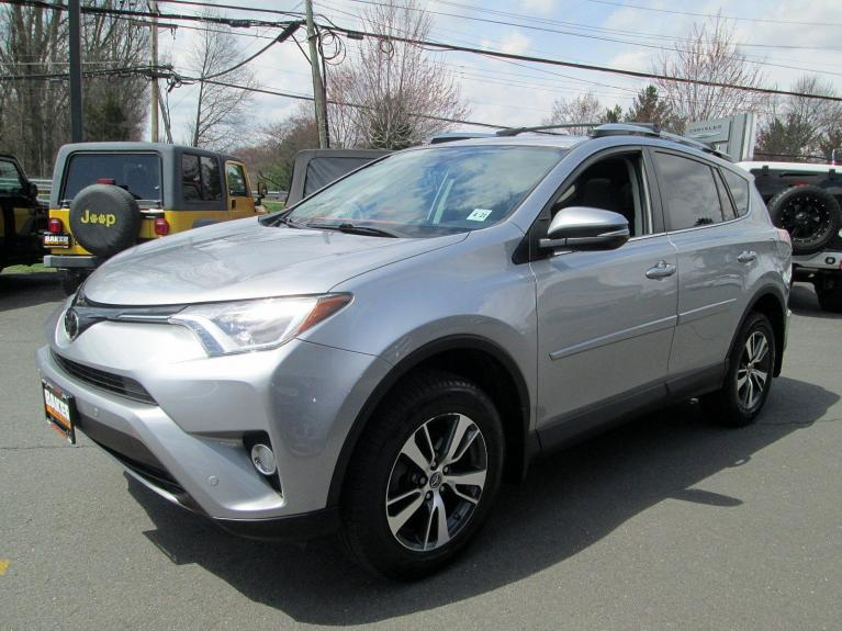 Used 2016 Toyota RAV4 XLE for sale Sold at Victory Lotus in Princeton NJ 08540 4