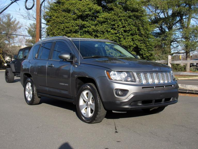 Used 2014 Jeep Compass Latitude for sale Sold at Victory Lotus in Princeton NJ 08540 2