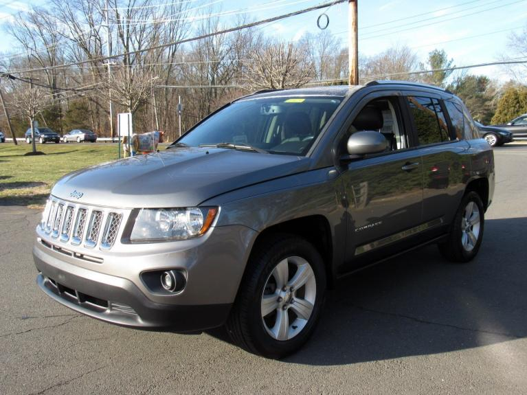 Used 2014 Jeep Compass Latitude for sale Sold at Victory Lotus in Princeton NJ 08540 4