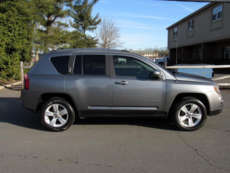 Used 2014 Jeep Compass Latitude for sale Sold at Victory Lotus in Princeton NJ 08540 8