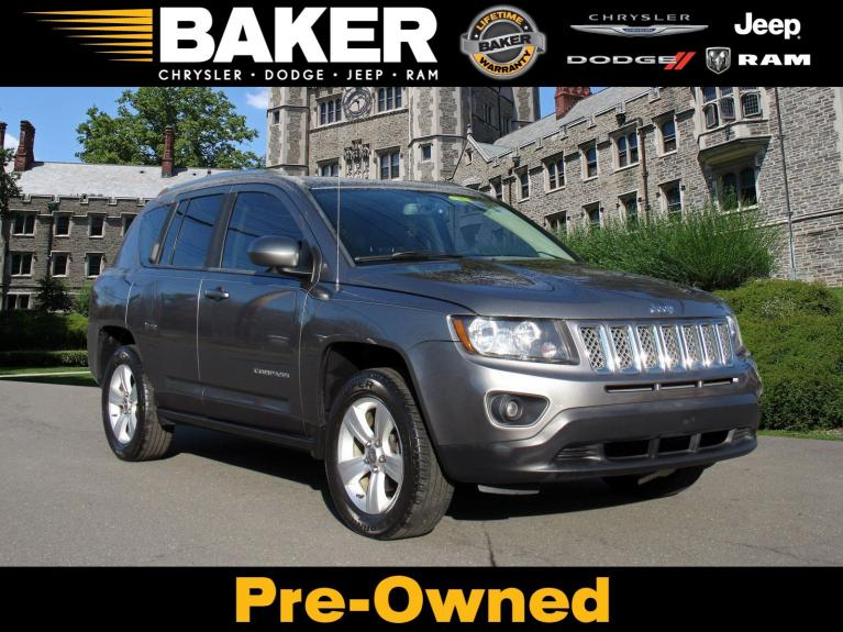 Used 2014 Jeep Compass Latitude for sale Sold at Victory Lotus in Princeton NJ 08540 1