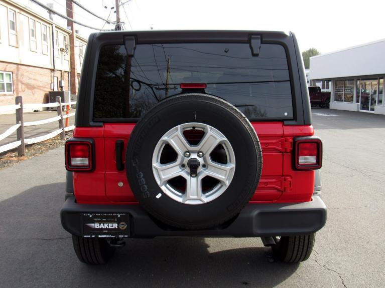 Used 2019 Jeep Wrangler Unlimited Sport S for sale Sold at Victory Lotus in Princeton NJ 08540 6