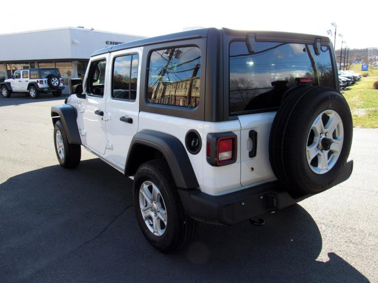 Used 2019 Jeep Wrangler Unlimited Sport S for sale Sold at Victory Lotus in Princeton NJ 08540 5