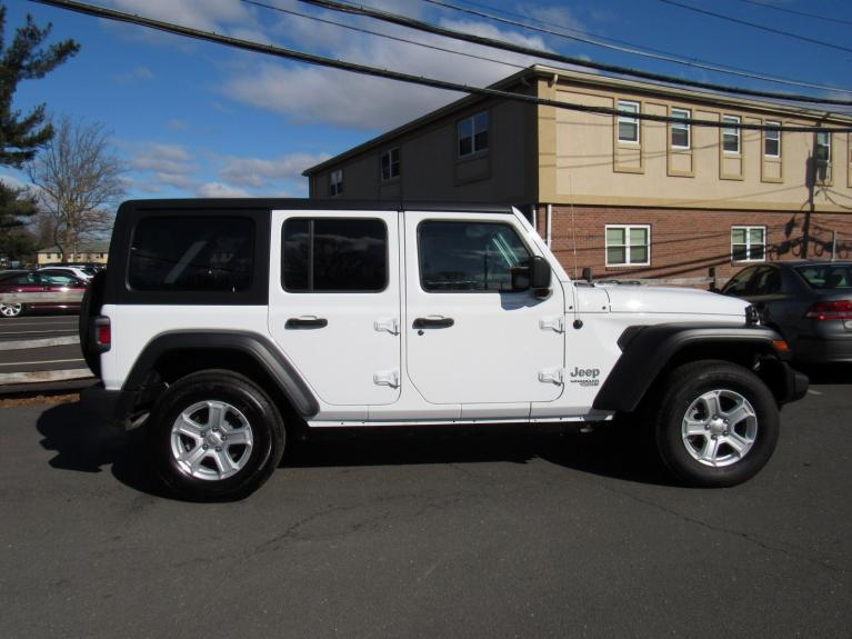 Used 2019 Jeep Wrangler Unlimited Sport S for sale Sold at Victory Lotus in Princeton NJ 08540 8