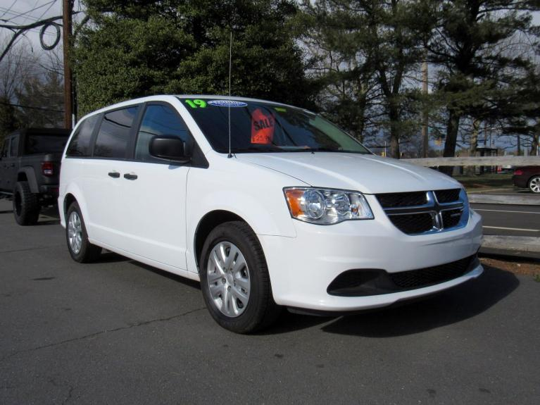 Used 2019 Dodge Grand Caravan SE for sale Sold at Victory Lotus in Princeton NJ 08540 2