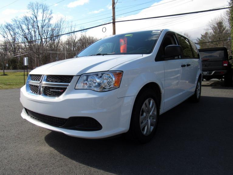 Used 2019 Dodge Grand Caravan SE for sale Sold at Victory Lotus in Princeton NJ 08540 4