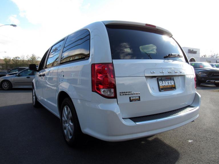 Used 2019 Dodge Grand Caravan SE for sale Sold at Victory Lotus in Princeton NJ 08540 5