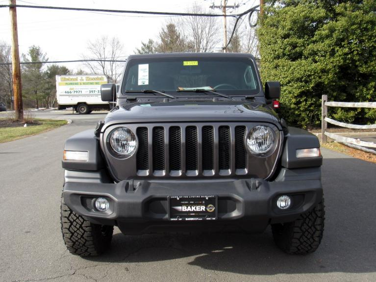 Used 2019 Jeep Wrangler Unlimited Sport S for sale Sold at Victory Lotus in Princeton NJ 08540 3