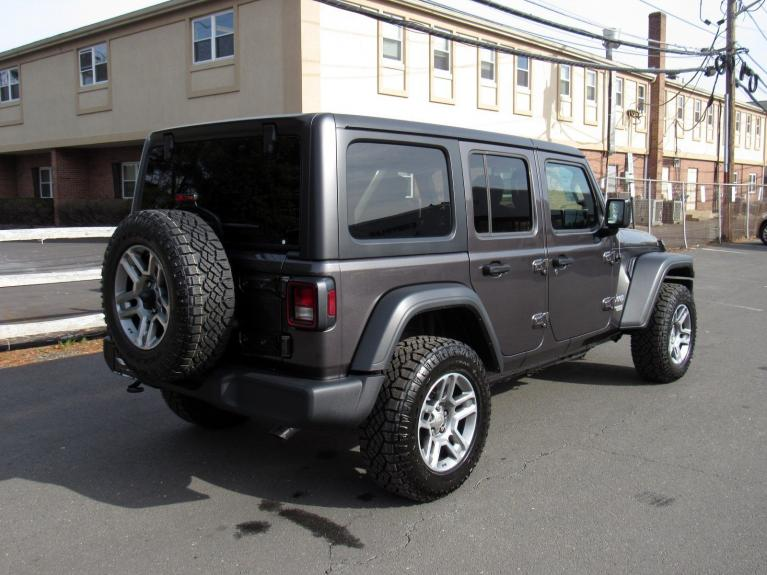 Used 2019 Jeep Wrangler Unlimited Sport S for sale Sold at Victory Lotus in Princeton NJ 08540 7