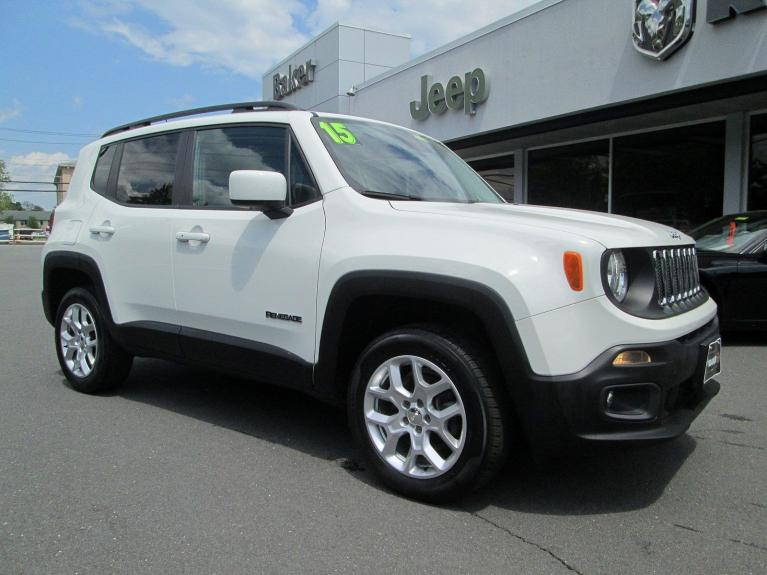 Used 2015 Jeep Renegade Latitude for sale Sold at Victory Lotus in Princeton NJ 08540 2