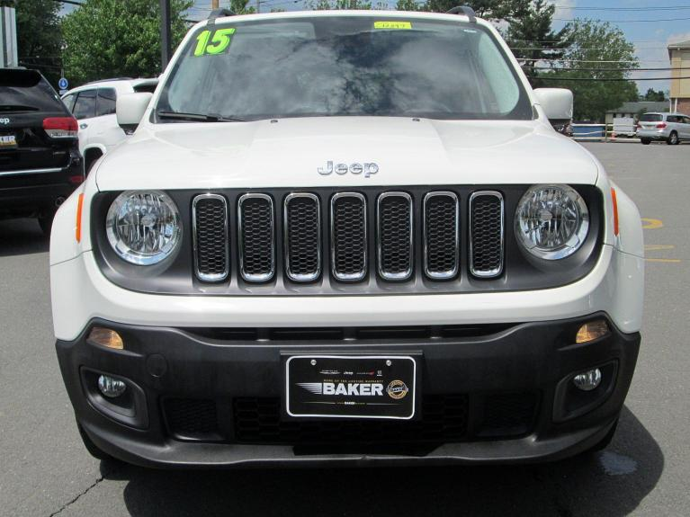 Used 2015 Jeep Renegade Latitude for sale Sold at Victory Lotus in Princeton NJ 08540 3