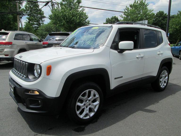 Used 2015 Jeep Renegade Latitude for sale Sold at Victory Lotus in Princeton NJ 08540 4