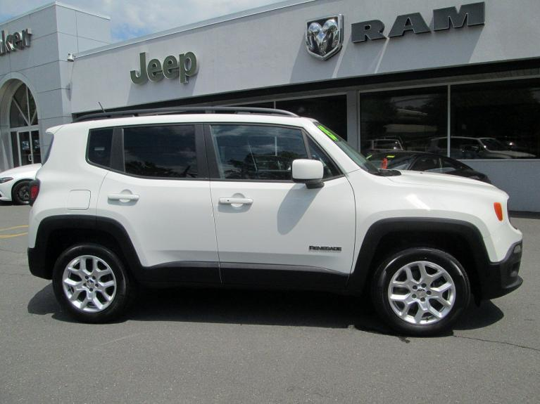 Used 2015 Jeep Renegade Latitude for sale Sold at Victory Lotus in Princeton NJ 08540 8