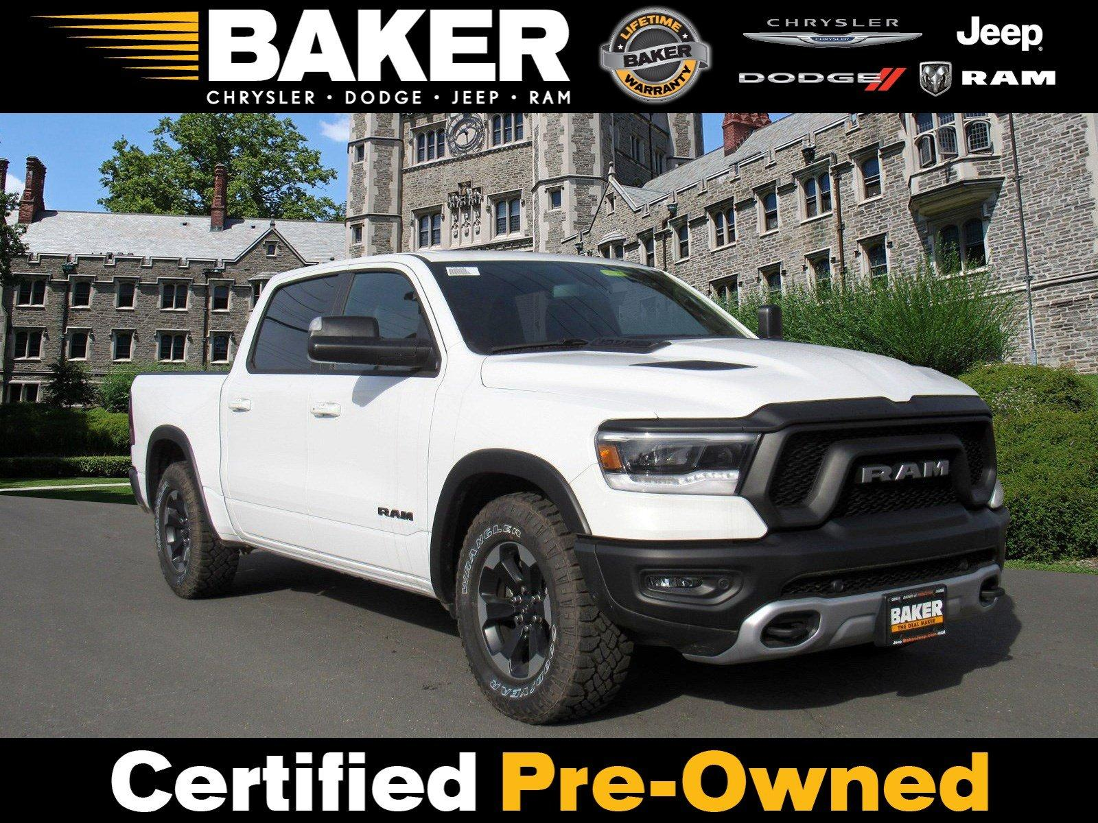 Used 2019 Ram 1500 Rebel for sale Sold at Victory Lotus in Princeton NJ 08540 1