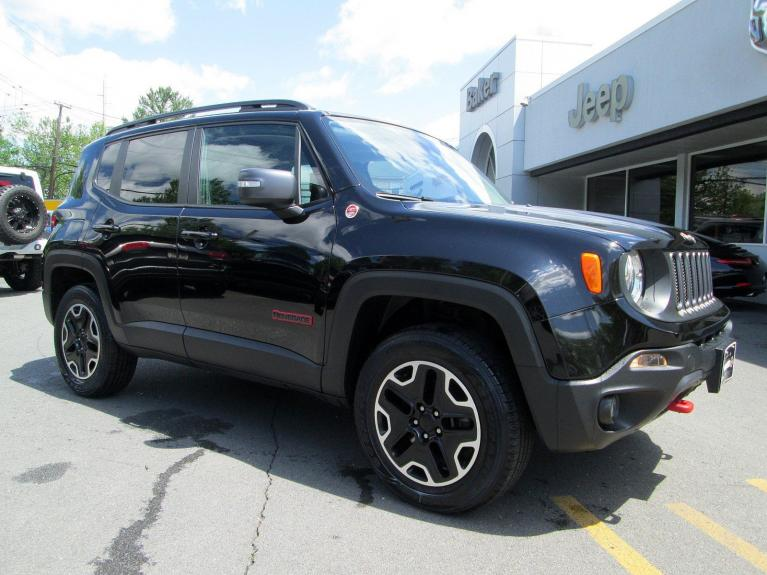 Used 2016 Jeep Renegade Trailhawk for sale $17,995 at Victory Lotus in Princeton NJ 08540 2