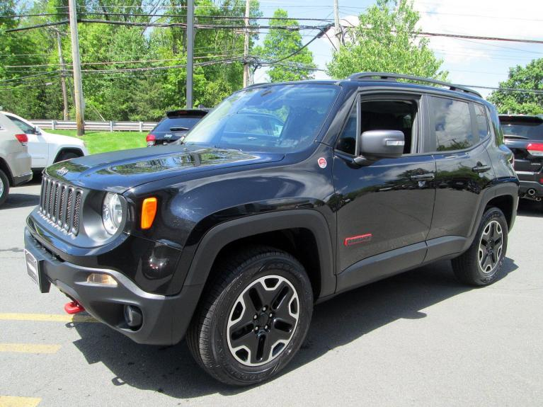 Used 2016 Jeep Renegade Trailhawk for sale $17,995 at Victory Lotus in Princeton NJ 08540 4