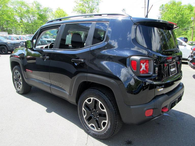 Used 2016 Jeep Renegade Trailhawk for sale $17,995 at Victory Lotus in Princeton NJ 08540 5