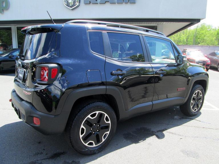 Used 2016 Jeep Renegade Trailhawk for sale $17,995 at Victory Lotus in Princeton NJ 08540 7
