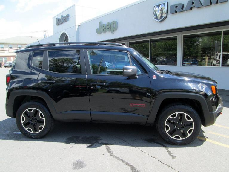 Used 2016 Jeep Renegade Trailhawk for sale $17,995 at Victory Lotus in Princeton NJ 08540 8