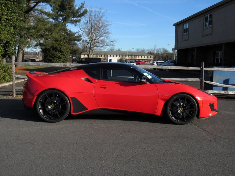 New 2020 Lotus Evora GT for sale $102,595 at Victory Lotus in Princeton NJ 08540 8