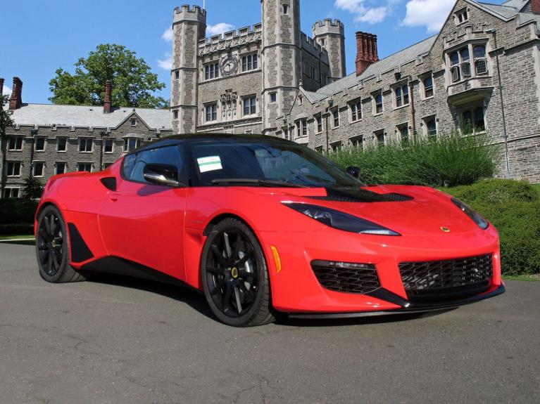 New 2020 Lotus Evora GT for sale $102,595 at Victory Lotus in Princeton NJ