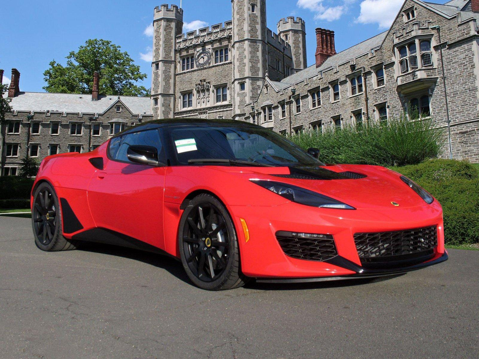 New 2020 Lotus Evora GT for sale $102,595 at Victory Lotus in Princeton NJ 08540 1