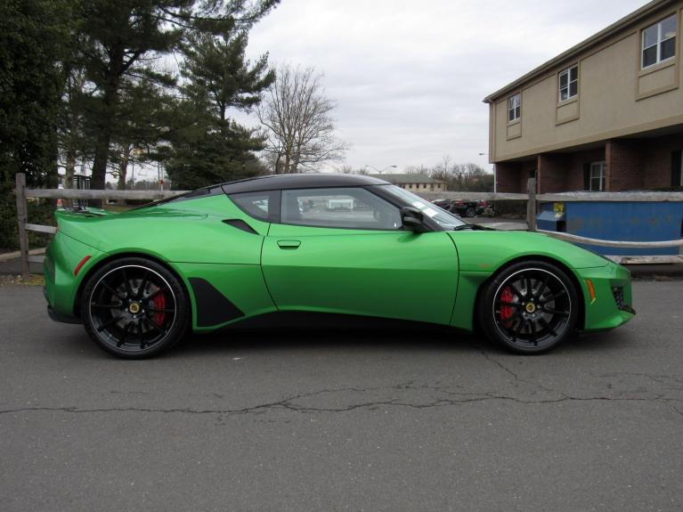 New 2020 Lotus Evora GT for sale $109,345 at Victory Lotus in Princeton NJ 08540 8