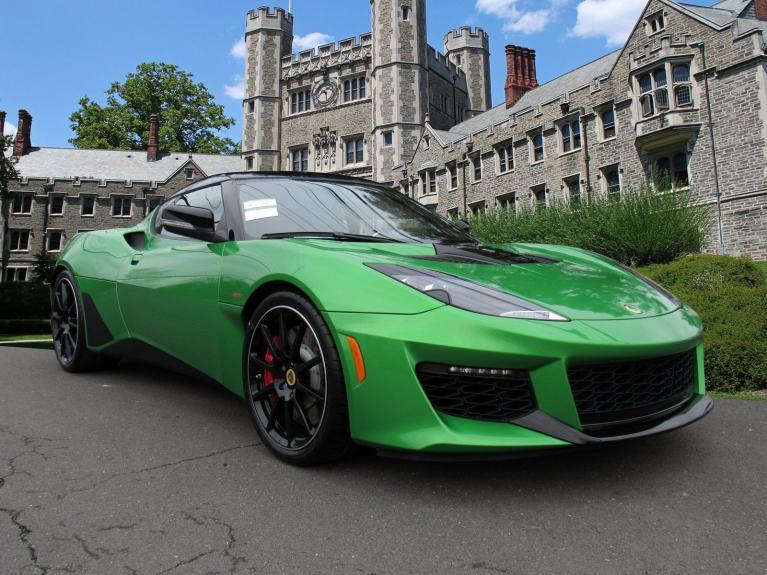 New 2020 Lotus Evora GT for sale $109,345 at Victory Lotus in Princeton NJ 08540 1