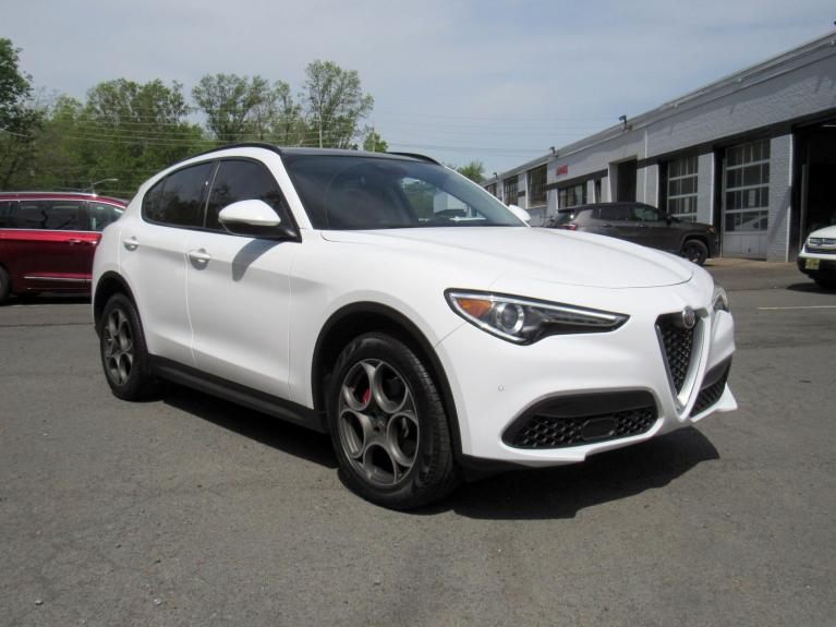Used 2019 Alfa Romeo Stelvio Sport for sale $41,495 at Victory Lotus in Princeton NJ 08540 2