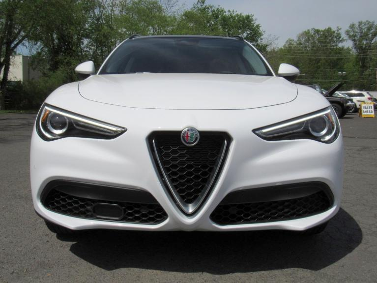 Used 2019 Alfa Romeo Stelvio Sport for sale $41,495 at Victory Lotus in Princeton NJ 08540 3