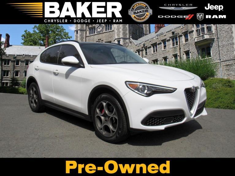 Used 2019 Alfa Romeo Stelvio Sport for sale $41,995 at Victory Lotus in Princeton NJ
