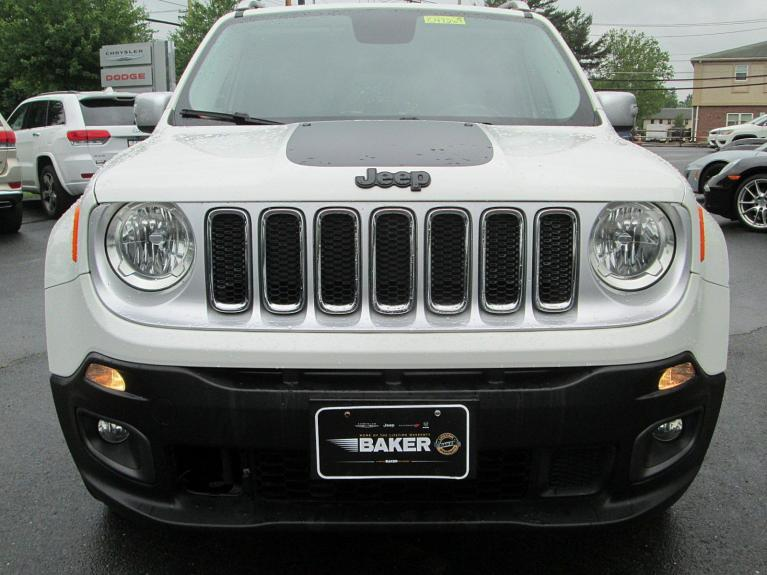 Used 2015 Jeep Renegade Limited for sale $16,995 at Victory Lotus in Princeton NJ 08540 3