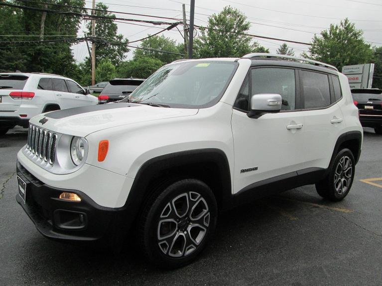 Used 2015 Jeep Renegade Limited for sale $16,995 at Victory Lotus in Princeton NJ 08540 4