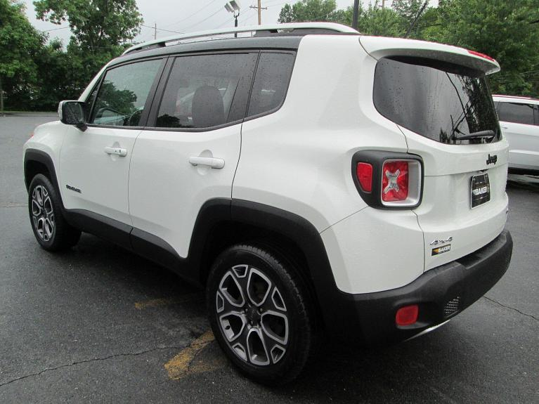 Used 2015 Jeep Renegade Limited for sale $16,995 at Victory Lotus in Princeton NJ 08540 5
