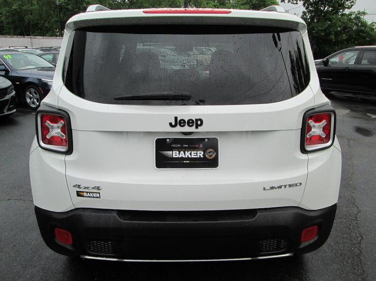 Used 2015 Jeep Renegade Limited for sale $16,995 at Victory Lotus in Princeton NJ 08540 6