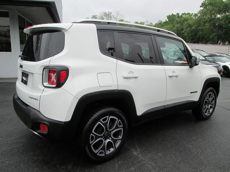 Used 2015 Jeep Renegade Limited for sale $16,995 at Victory Lotus in Princeton NJ 08540 7