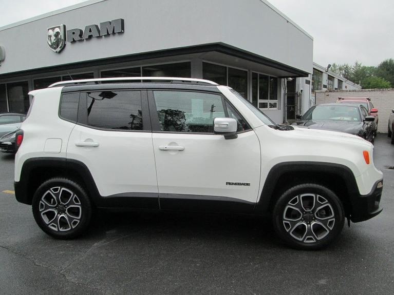 Used 2015 Jeep Renegade Limited for sale $16,995 at Victory Lotus in Princeton NJ 08540 8