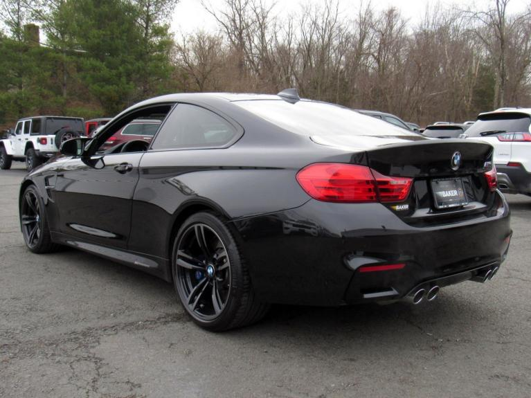 Used 2016 BMW M4 for sale $49,995 at Victory Lotus in Princeton NJ 08540 5
