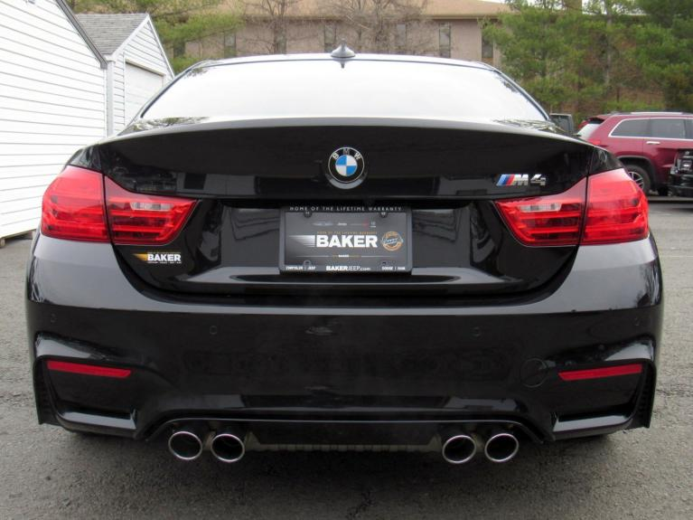 Used 2016 BMW M4 for sale $49,995 at Victory Lotus in Princeton NJ 08540 6